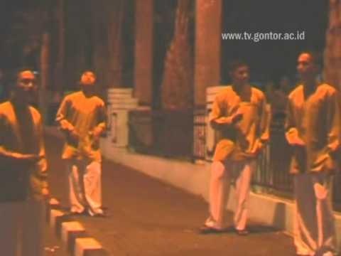 Video Klip Ansyada Gontor - Indahnya Malam - Album Pesan Sahabat - Cipt. A. Zainal Muttaqin