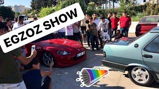 Matkaps Ekibi Toplantısı | Civic s2000 Slx | Egzoz Varex Show - Okan Çekiç