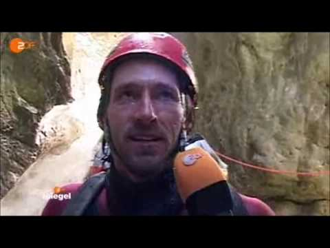 Canyoning in Bayern - www.wilde-kaiser.de