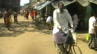 the India Bicycle Experience.