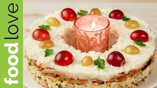 БЕСПОДОБНОЕ сочетание ингредиентов!   Салат на праздничный стол   FoodLove