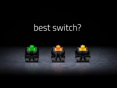 FEELS GOOD MAN - The BEST Razer switch??