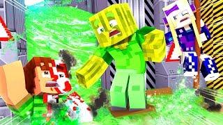 BERÜHRE NICHT den BODEN?! - Minecraft CHALLENGE