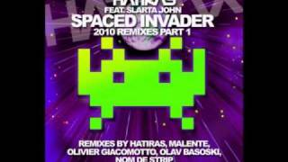 Hatiras - Spaced Invader (Hatiras 2010 Vocal Remix)