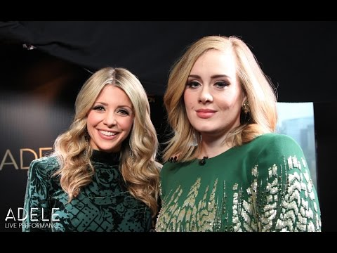 Adele - eTalk Interview (CTV Canada)