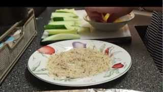 Gluten-free Baked Zucchini Fries