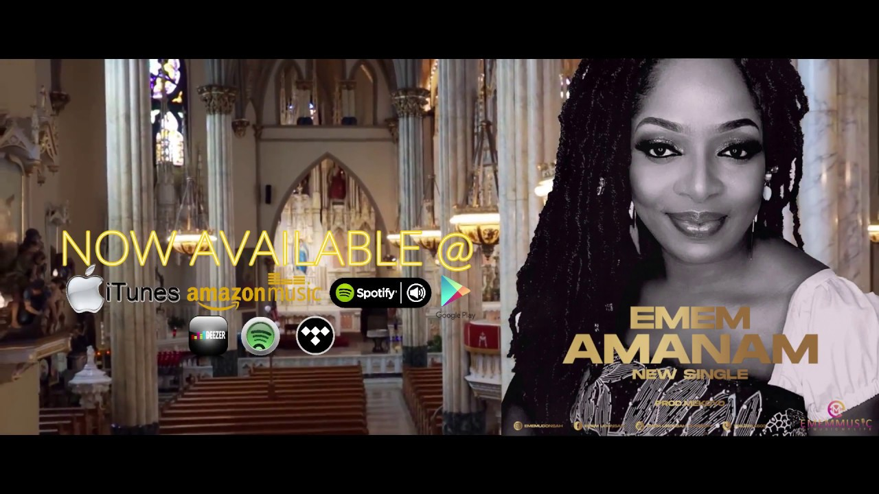 AMANAM( You Have Done Well)- Official lyrics Video: by Emem Olaosun