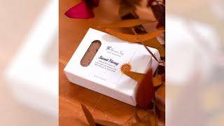 30 Day Hair Challenge Week 2 Product: Sweet Honey Shampoo Bar!! So moisturizing! #shorts