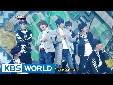 INFINITE F - Heartthrob   인피니트 F - 가슴이 뛴다 [Music Bank HOT Stage / 2014.12.12]