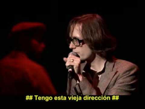 I Can´t Forget (Leonard Cohem) Jarvis Cocker Version subtitulada 2005. I´m Your Man