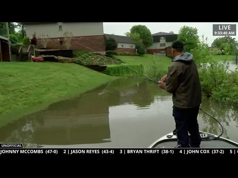 FLW Live Coverage | Day 4 | Beaver Lake