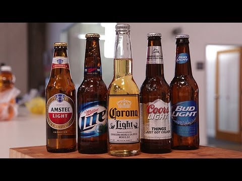 What is the Best Light Beer of Them All? | POPSUGAR Fitness
