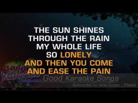Eternal Flame - Bangles ( Karaoke Lyrics )