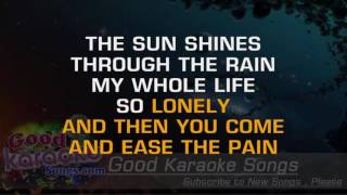 Eternal Flame - Bangles ( Karaoke Lyrics )