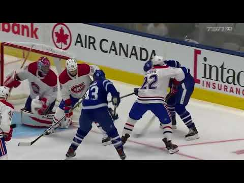 Montreal Canadiens vs Toronto Maple Leafs - September 25, 2017 | Game Highlights | NHL 2017/18