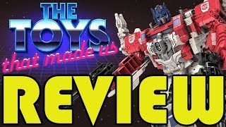 Review: Netflix's The Toys That Made Us | Transformers