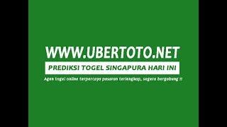 SYAIR TOGEL SGP HARI INI MINGGU 13 OKTOBER 2019
