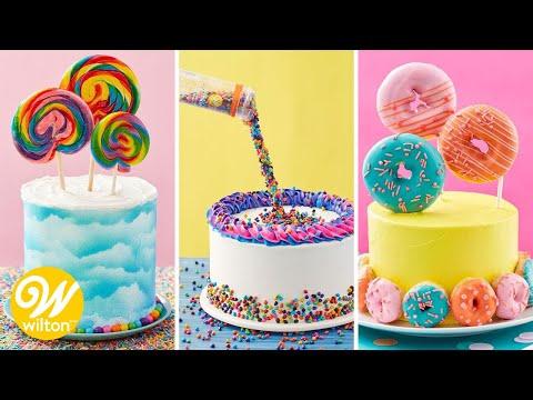 3 Simple Cake Decorating Hacks For Beginners | Wilton