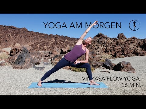 Yoga am Morgen: Der perfekte Start in den Tag - YOGAMOUR #72