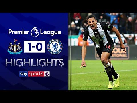 Hayden scores 94th minute winner! | Newcastle 1-0 Chelsea | Premier League Highlights