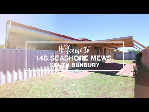 14b Seashore Mews, Sth Bunbury - Property Video
