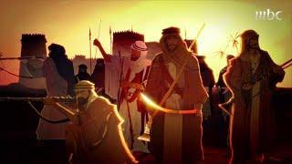 على الرغم من أن كان لديه أنصار للدفاع عنه.. كان الشيخ زايد الأول في الصدارة على أرض المعركة