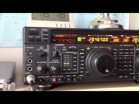 K0JU 🇺🇸 Colorado USA 10m radio amateur Yaesu FT-1000MP