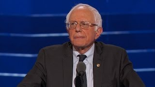 Bernie Sanders FULL SPEECH at Democratic National Convention [ DNC 2016 ] by : ABC News