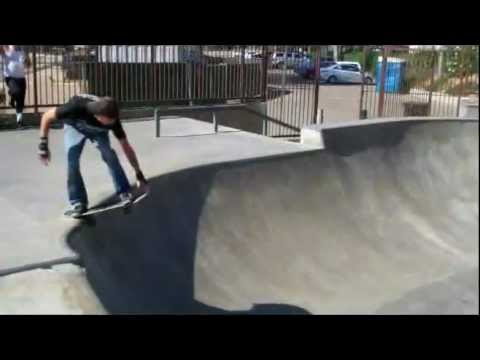 The Best of Tim Fox Casterboarding 2012 Highlights w/ The AXIS Casterboard (1st 6 months)