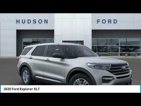 2020 Ford Explorer Hudson WI 0T144