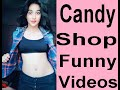 Candy Shop funny Video