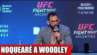 woodley vs till