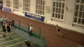 Чемпионат МГУ 2013 - 300м - Харламова Настя (Почв)
