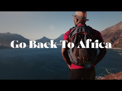 Ads We Like: Black & Abroad puts satirical twist on racist rhetoric in US