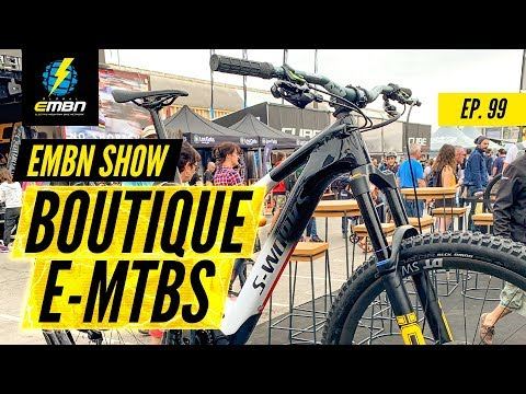 What Makes An E-Bike Boutique? | EMBN Show Ep. 99