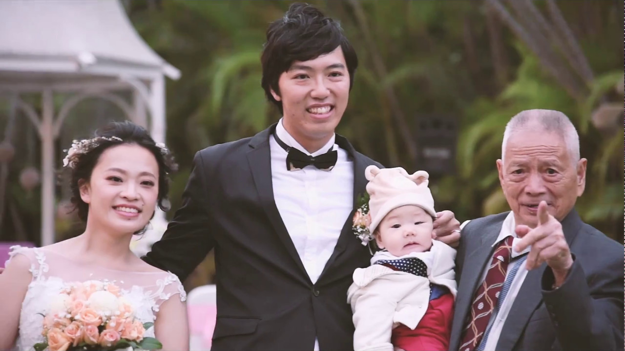2016.12.24 Boa & Misa 迎娶+證婚+午宴 Wedding MV