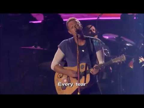 Coldplay: Every Teardrop is a Waterfall, Los Angeles, CA, August 20th 2016