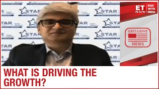 Will Strong Growth Momentum Sustain In FY22? | Anand Roy Of Star Health & Allied Insurance To ET NOW