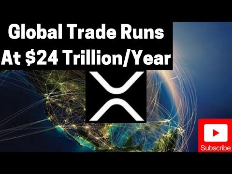 ripple/xrp-news:-global-trade-runs-at-$24-trillion/year