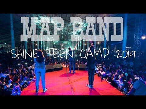I I Love You - MAP Band in SHINE TEEN CAMP 2019