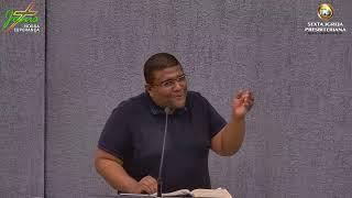 """2 Tess - """"A segunda vinda de Jesus: Futuro, passado e agora."""" - Allan Santiago - 22-04-2021"""