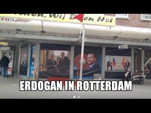 Erdogan in Rotterdam