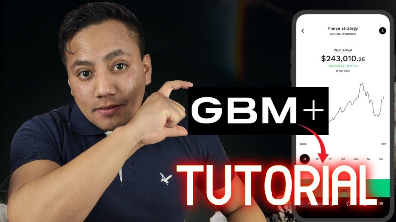 Download GBM+ TUTORIAL: Cómo comprar acciones para principiantes   Smart Cash, Welth Management y Trading