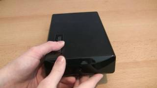 Verbatim USB/eSATA 1TB Hard Drive Review