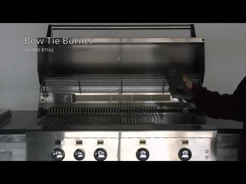 Broilmaster Stainless Gas Grills Feature Video