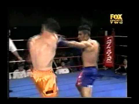 Tibet Hamza VS Daniel Dawson