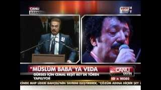 Müslüm Baba: Orhan Baba'ya ayıp olmasın Video