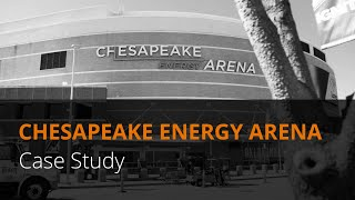 Стадион Chesapeake Energy Arena