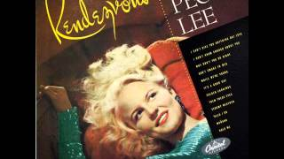 Peggy Lee - Them There Eyes HQ Album:Rendezvous with Peggy Lee 1948