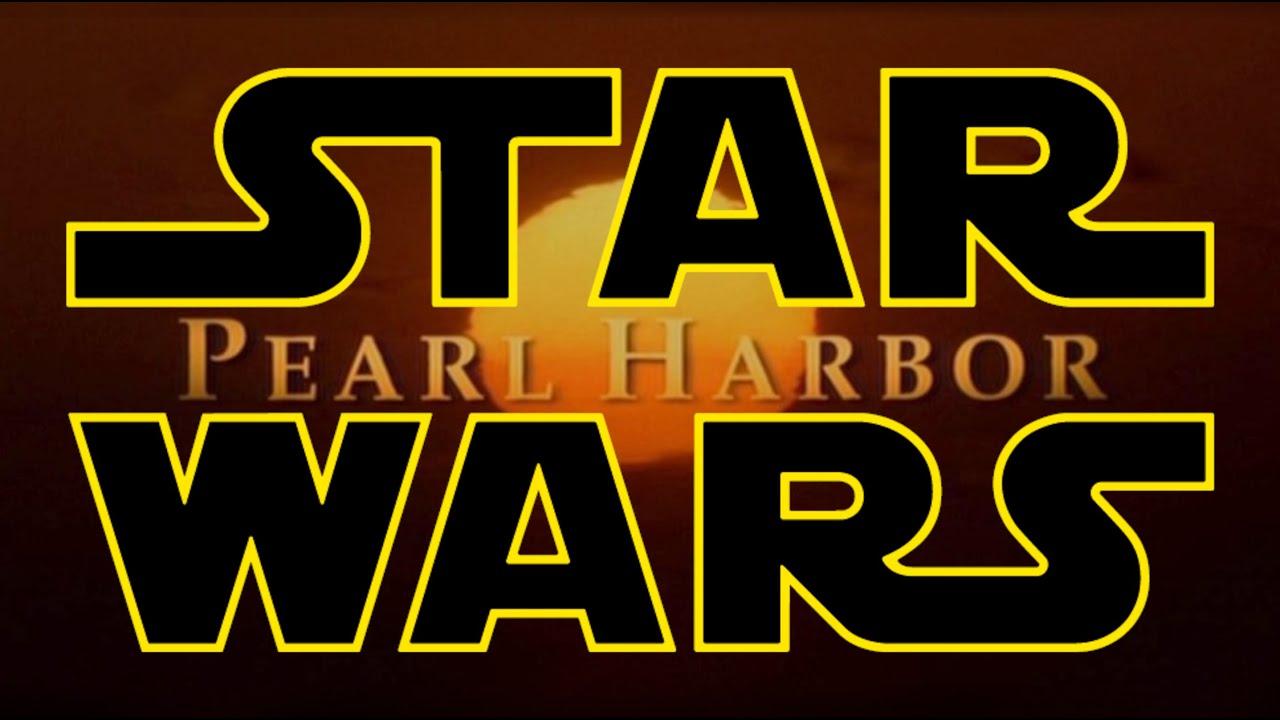 pearl harbor 2001 movie trailer star wars ep7 style